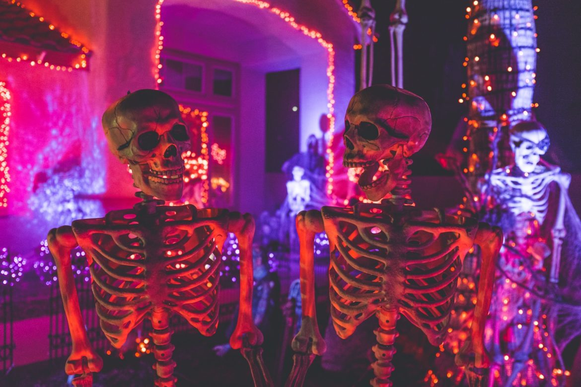 Socially Distant Halloween Attractions