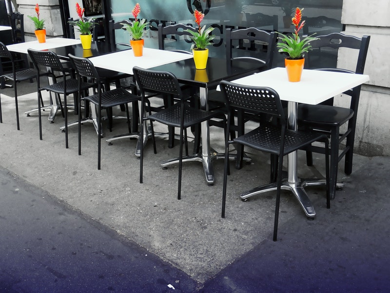 Philly's Outdoor Dining Guidelines
